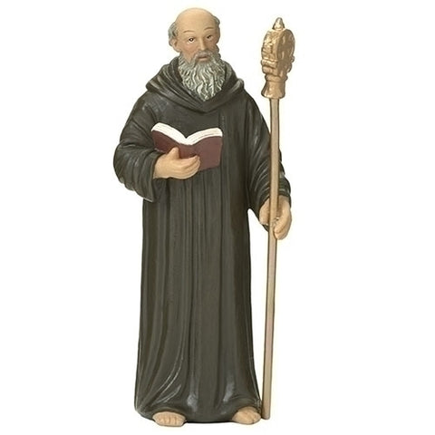 Roman St Benedict The Founder of Monasticism Figure