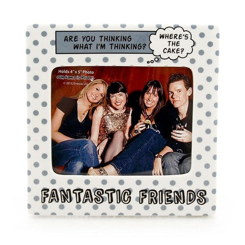 Fantastic Friends Photo Frame