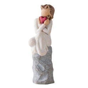 Willow Tree Always Figurine - Ria's Hallmark & Jewelry Boutique