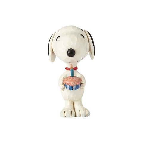 Enesco Snoopy Birthday Mini