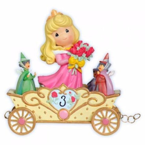 Precious Moments Disney Birthday Parade Age 3 - Ria's Hallmark & Jewelry Boutique