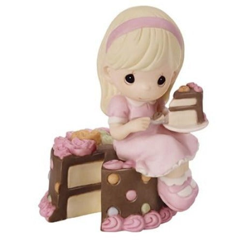 Precious Moments Have Your Cake And Eat It Too - Ria's Hallmark & Jewelry Boutique