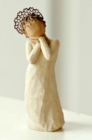 Willow Tree Angel Love Figurine - Ria's Hallmark & Jewelry Boutique