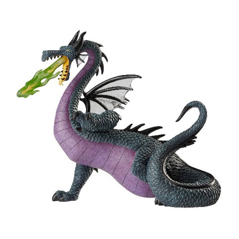Maleficent Dragon Figurine Disney Showcase