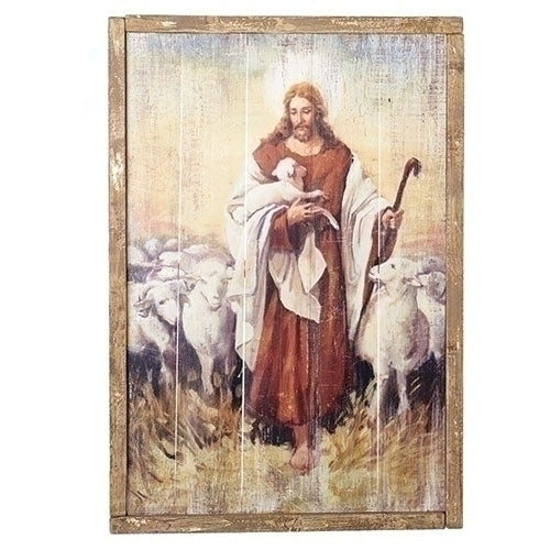 The Good Shepherd Wall Panel