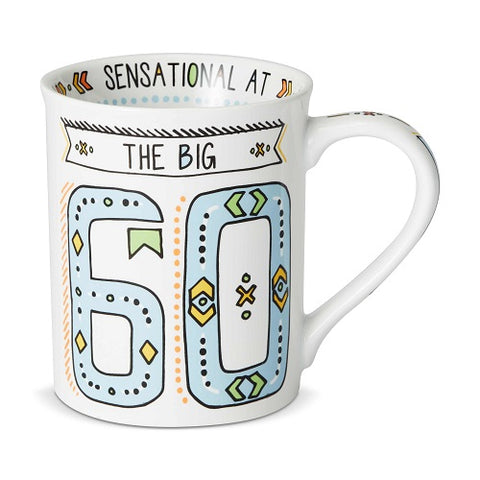 The Big 60 Cuppa Doodle Mug Our Name Is Mud