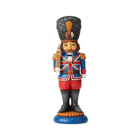 British Nutcracker Jim Shore Heartwood Creek