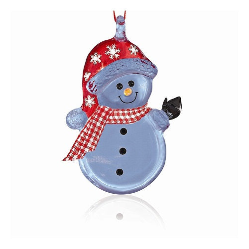 Glass Baron Snowman Buttons Ornament