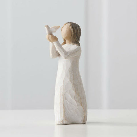 Willow Tree Soar Figurine - Ria's Hallmark & Jewelry Boutique