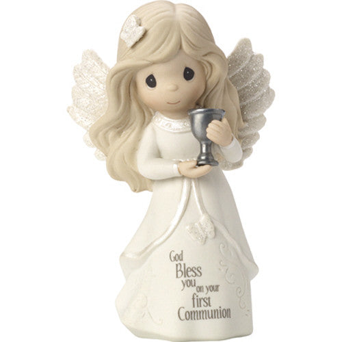 Precious Moments First Communion Angel - Ria's Hallmark & Jewelry Boutique