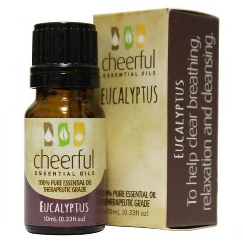 Eucalyptus Cheerful Essential Oil