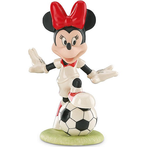 Lenox Disney's Soccer Star Minnie