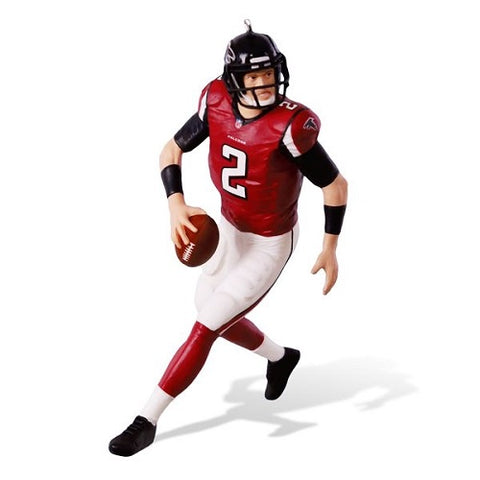 Football Legends Atlanta Falcons Matt Ryan Ornament