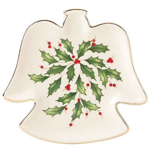 Hosting The Holidays Angel Party Plate by Lenox