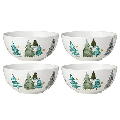 Lenox Balsam Lane All Purpose Bowls Set of 4