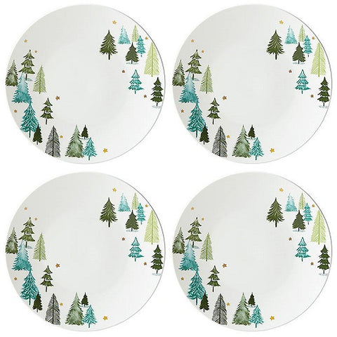 Lenox Balsam Lane Dinner Plates (Set Of 4)