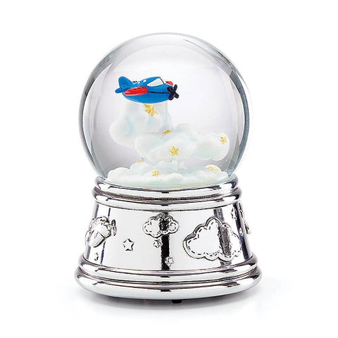 Zoom Zoom Waterglobe by Reed & Barton