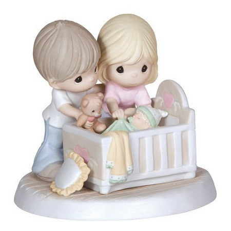 Precious Moments Were Glad You Came Into Our Lives - Ria's Hallmark & Jewelry Boutique