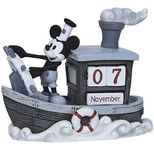 Mickey Mouse Perpetual Calendar - Precious Moments - Ria's Hallmark & Jewelry Boutique