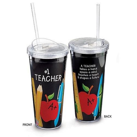 #1 Teacher Travel Cup