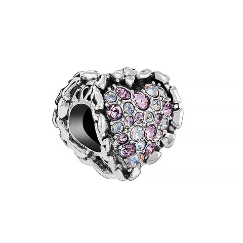 Chamilia Ruffled Heart Limited Edition - Ria's Hallmark & Jewelry Boutique - 1