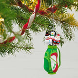 Ho-Ho-Hole in One 2018 Ornament - Ria's Hallmark & Jewelry Boutique