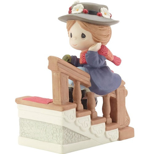 Precious Moments Disney Mary Poppins Cheery Disposition Figurine