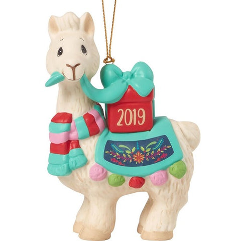 Precious Moments I Love You Llots Llama Christmas 2019 Ornament