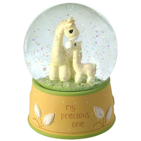 Precious Moments® My Precious One Giraffe Musical Snow Globe