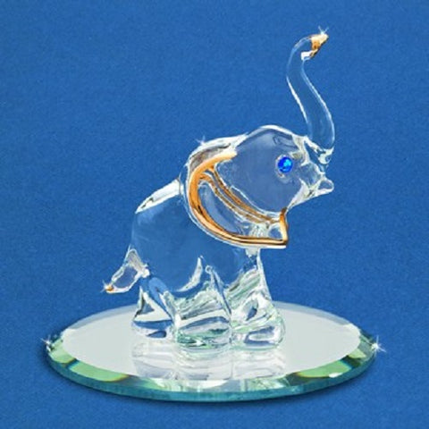 Glass Baron Elegant Elephant