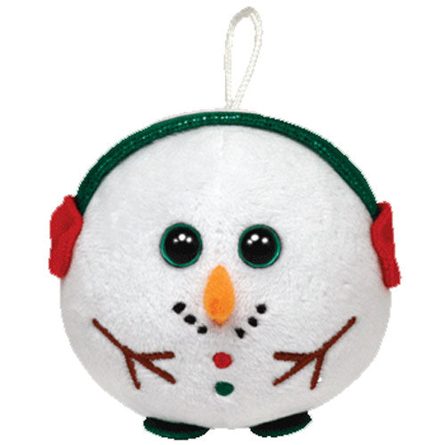 TY Holiday Baby - CHILLY the Snowman (4 inch)