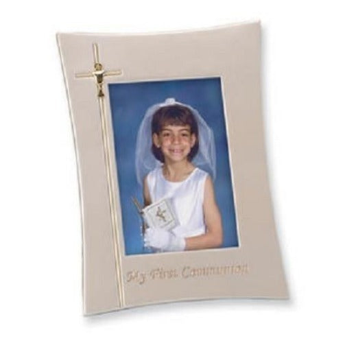 First Communion Frame 9.25'' - Ria's Hallmark & Jewelry Boutique