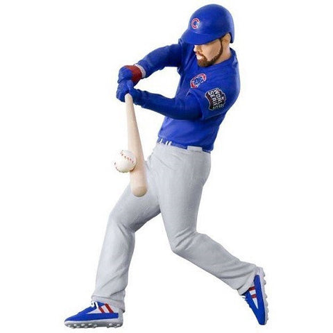 Chicago Cubs™ Ben Zobrist 2016 World Series MVP Ornament