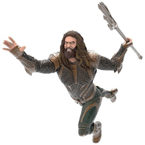JUSTICE LEAGUE AQUAMAN Ornament - Ria's Hallmark & Jewelry Boutique