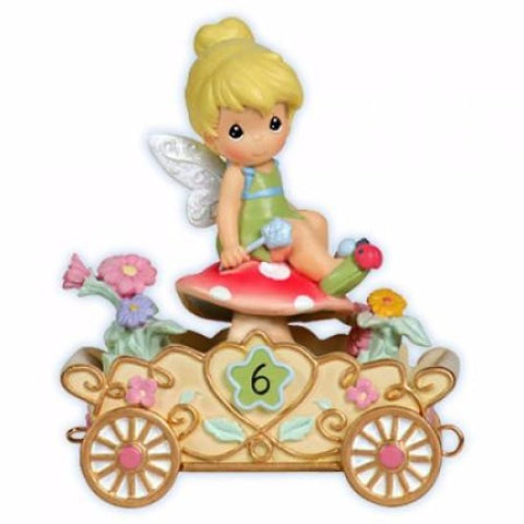 Precious Moments Disney Birthday Parade Age 6 - Ria's Hallmark & Jewelry Boutique