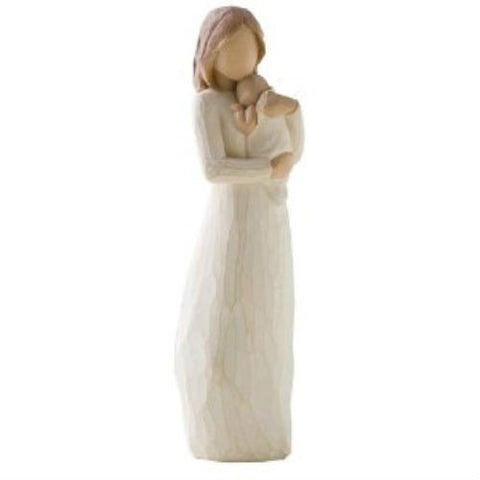 Willow Tree® Angel Of Mine Figure - Ria's Hallmark & Jewelry Boutique