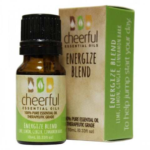 Energize Blend Cheerful Essential Oil