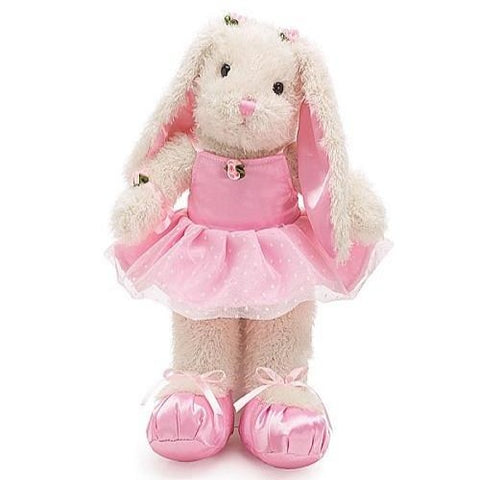 Burton and Burton Plush Bella Bunny Ballerina - Ria's Hallmark & Jewelry Boutique