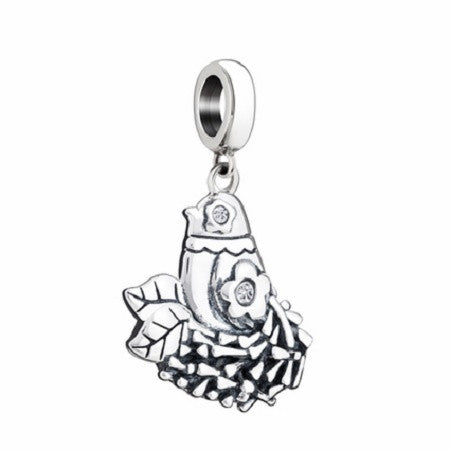 CHAMILIA Nesting New Mom Charm - Ria's Hallmark & Jewelry Boutique