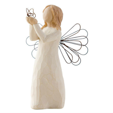 Willow Tree Angel Of Freedom Figurine - Ria's Hallmark & Jewelry Boutique