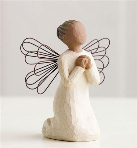 Willow Tree Angel Of The Spirit Figure - Ria's Hallmark & Jewelry Boutique