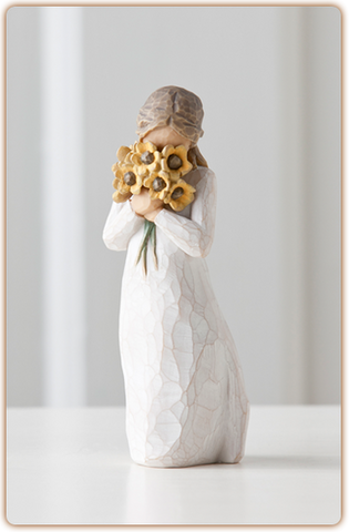 Willow Tree Warm Embrace Figurine - Ria's Hallmark & Jewelry Boutique