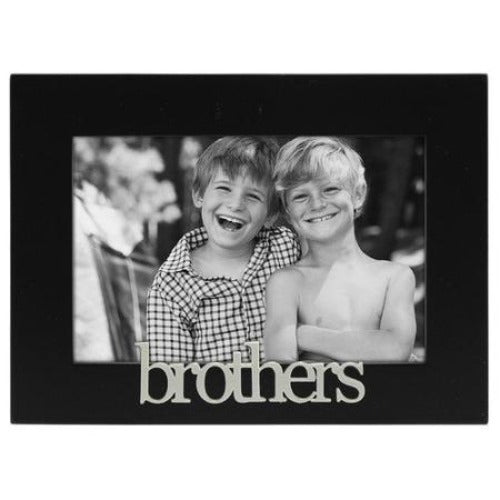 Malden Expressions Brothers Picture Frame, Black - Ria's Hallmark & Jewelry Boutique