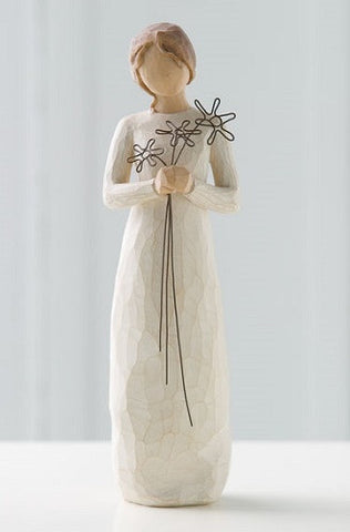 Willow Tree Grateful Figurine - Ria's Hallmark & Jewelry Boutique