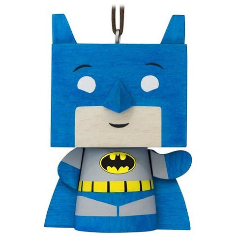 BATMAN Wood Ornament