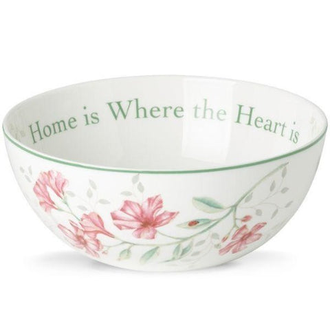 Lenox Butterfly Meadow® Where the Heart Is Bowl - Ria's Hallmark & Jewelry Boutique