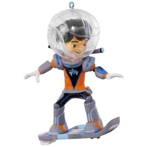 Disney Miles from Tomorrowland Ornament