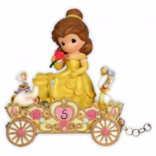 Precious Moments Disney Birthday Parade Age 5 - Ria's Hallmark & Jewelry Boutique