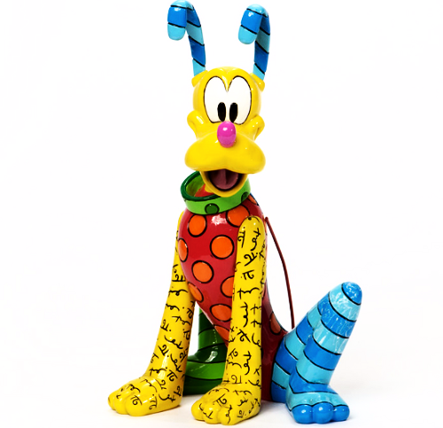 Disney Pluto by Britto