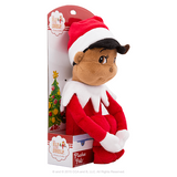 Elf on the Shelf Plushee Pals Boy Elf  Dark Tone